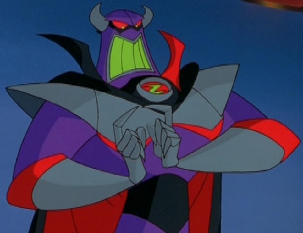 Evil Emperor Zurg Wickedpedia Fandom Powered By Wikia