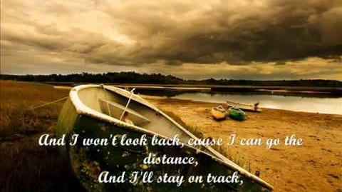 "Go the Distance by Michael Bolton ""Lyrics"""