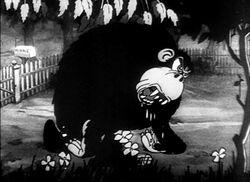 Beppo the gorilla