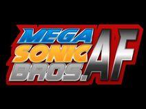 Mega Sonic Bros. AF Logo