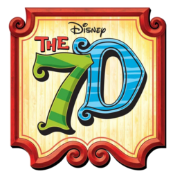 The 7D Logo