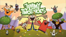 Jimmy Two-Shoes Titlecard (Second Season)