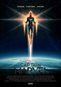 Captain Marvel poster 3
