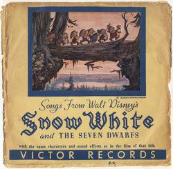 Snow White and the Seven Dwarfs (Banda Sonora)
