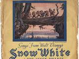 Snow White and the Seven Dwarfs/Banda Sonora
