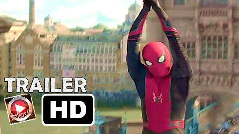 Spider-Man Far From Home Trailer Español