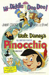 Pinocchio Poster 2