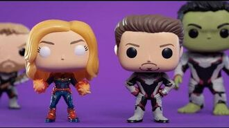 Avengers Endgame Comercial de Juguetes