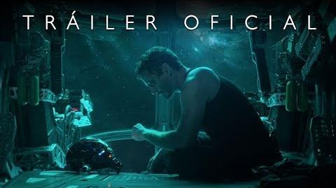 Vengadores Trailer 1 España