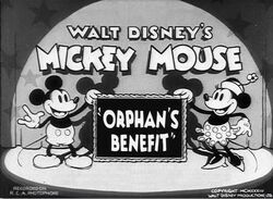 Orphan's Benefit (1934)