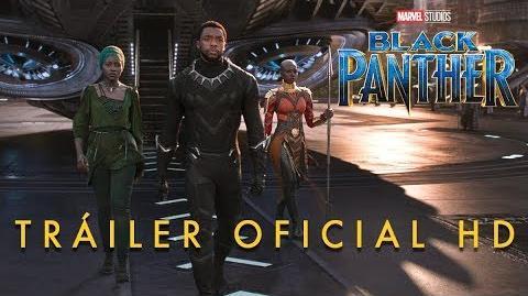 Black Panther Tráiler España