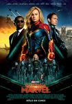 Captain Marvel poster 2 Español