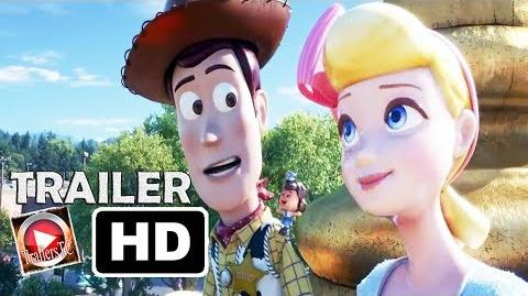 Toy Story 4 Trailer 4 Sub