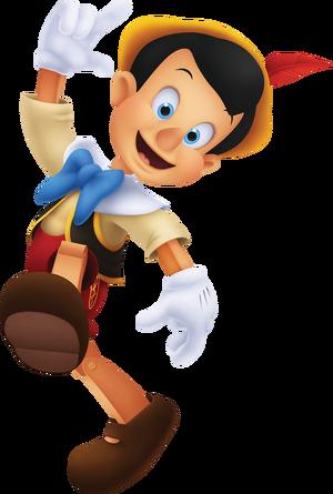 Pinocchio KH 3D