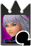 Riku Replica KHCoM card