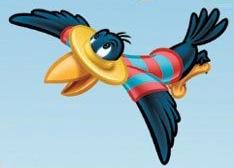 Dopey Crow