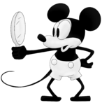 Mickey (Plane Crazy)