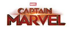 Captain Marvel Logo 2