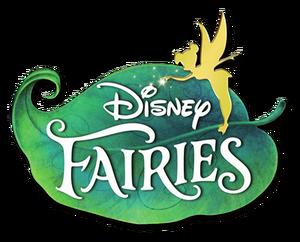 Current Disney Fairies Logo