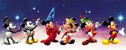 Mickey Evolution