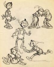Pinocchio Concept 1