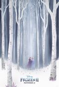 Frozen 2 Teaser Poster 2