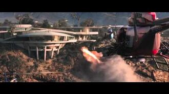 Iron Man 3 Trailer España