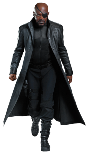 Nick Fury (The Avengers)