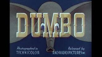 Dumbo 1941 Trailer