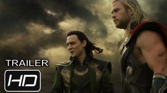 Thor Un Mundo Oscuro Trailer Latino