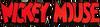 Mickey Mouse Logo 1928