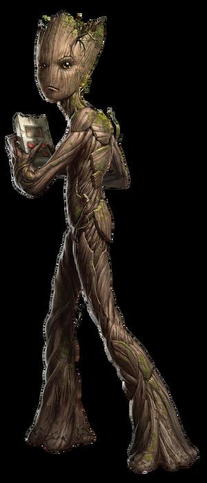 Groot (Infinity War)