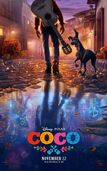 Coco Teaser Poster 1