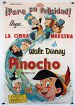 Pinocchio Poster Mexico