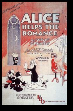 Alice Helps the Romance