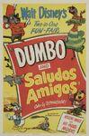 Dumbo y Saludos Amigos