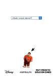 Wreck-It Ralph Teaser Poster Latino 1