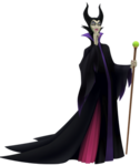 Maleficent KH Coded
