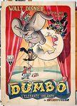 Dumbo Poster Italiano