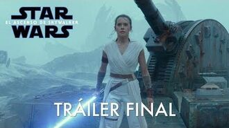 Star Wars El Ascenso de Skywalker – Tráiler Final Sub