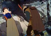 Snow White y el cazador