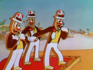 Cookie Carnival Judges