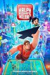 Wreck-It Ralph Teaser Poster españa