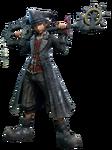 Sora Pirates of the Caribbean KH3