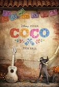 Coco Teaser Poster 0