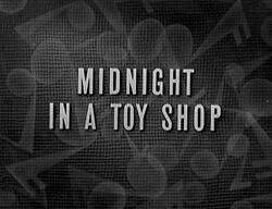 Midnight in a Toy Shop