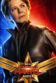 Captain Marvel Poster Individual 6