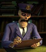 Oficial de correcciones