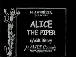 Alice the Piper