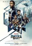 Pantera Negra Teaser Poster Latinoamerica 2